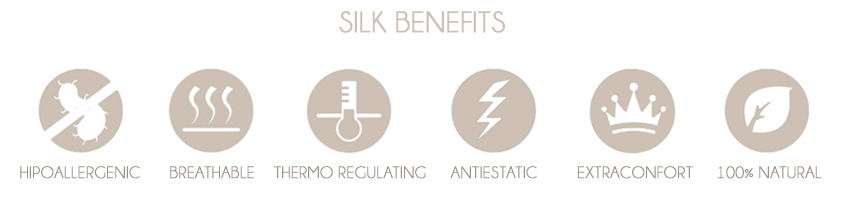 SILK BENEFITS